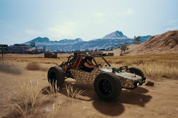 """""""بالصور"""" تعرف على أقوى السيارات في لعبة ببجي"""