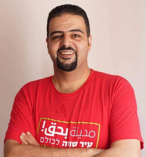 سيكوي تستنكر المحاولات السياسية لإبطال تعيين رجا زعاترة نائبا لرئيسة بلدية حيفا