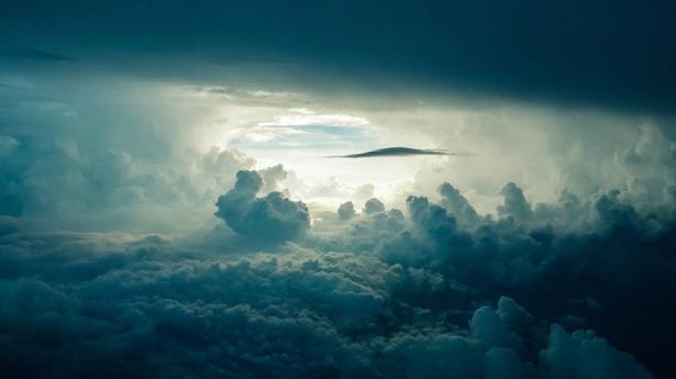الطقس: غائم جزئي وبارد