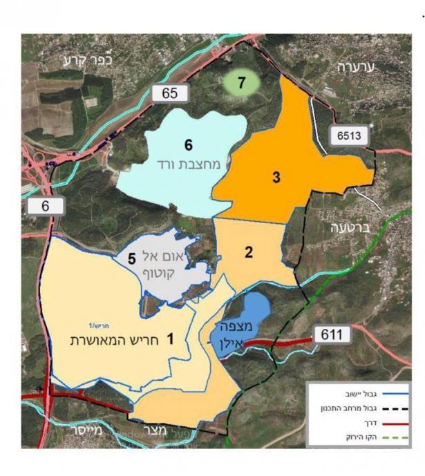 الكشف عن مخطط جديد لاستيعاب مائتي الف مواطن في حريش