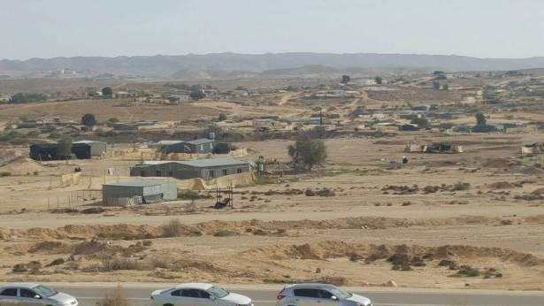 الأعسم للشمس: القرى الغير معترف بها تعتبرها الدولة منطقة مفتوحة لذا فالقبة الحديدية لن تعترض الصواريخ