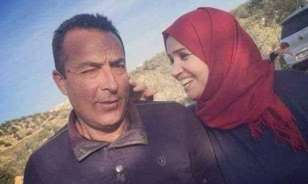 زوج المرحومة عائشة الرابي التي قتلها مستوطنون بحجر عليها يستذكر للشمس الحادثة