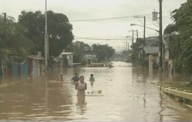 كارثة في الفلبين: الفيضانات تُغرق 75 شخصًا