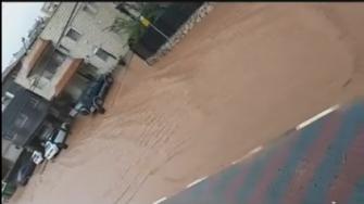ابو ريا للشمس: أعلنا بسخنين حالة الطوارئ، بسبب الطقس والفيضانات التي غمرت الاحياء