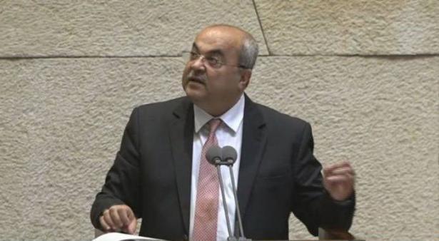 النائب احمد الطيبي يعلن انسحاب العربية للتغيير من القائمة المشتركة