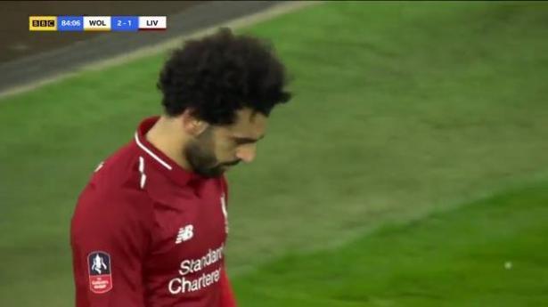 ليفربول يودع كأس الاتحاد الإنجليزي على يد وولفرهامبتون