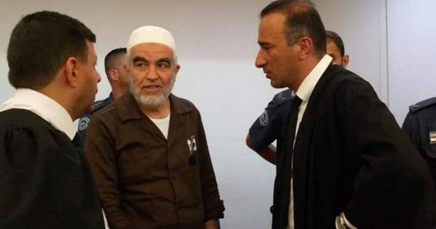 المحكمة توافق على انتقال الشيخ رائد صلاح للحبس المنزلي في ام الفحم