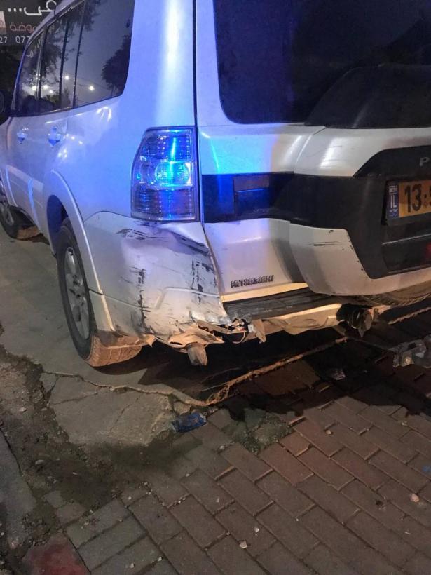 اعتقال لصين من مناطق السلطة سرقا سيارتين من الناصرة ونتسيرت عيليت