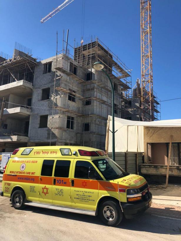مصرع عامل من طولكرم اثر سقوطه في ورشة بناء في نتانيا