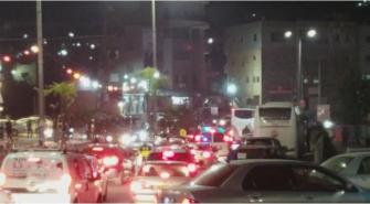 مناوشات بين جمهور بيتار القدس ومواطنين في عرابة