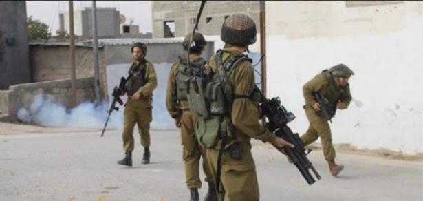 اطلاق النار على فتاة فلسطينية بزعم تشكيل خطورة على الجنود