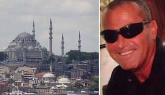 وفاة المواطن يوسف صبحي غول من قرية معاوية اثر سكتة قلبية في اسطنبول