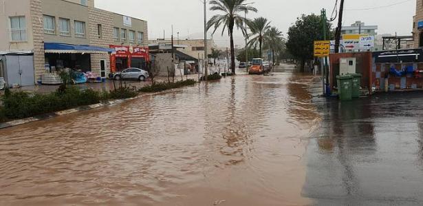 وحيد ياسين من طمرة للشمس: اضرار مادية جسيمة سببتها الامطار لمنزلي