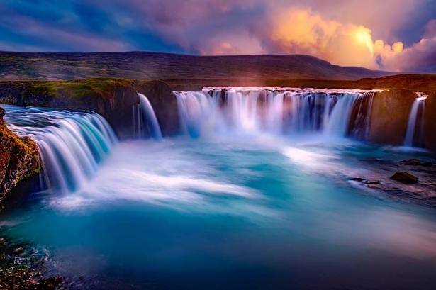 أيسلندا المكان المثالي لقضاء عطلة الشتاء