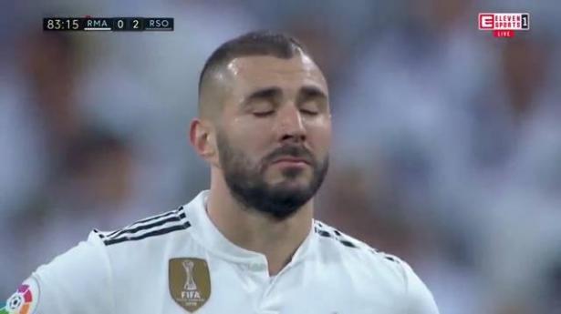 ريال مدريد يسقط من جديد.. والمدرجات تفرغ
