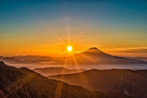 جزيرة تشرق عليها الشمس دقيقة واحدة فقط !