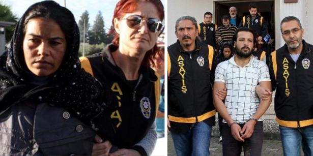 امرأة تركية تقتل زوجها بالتعاون مع عشيقها السوري !