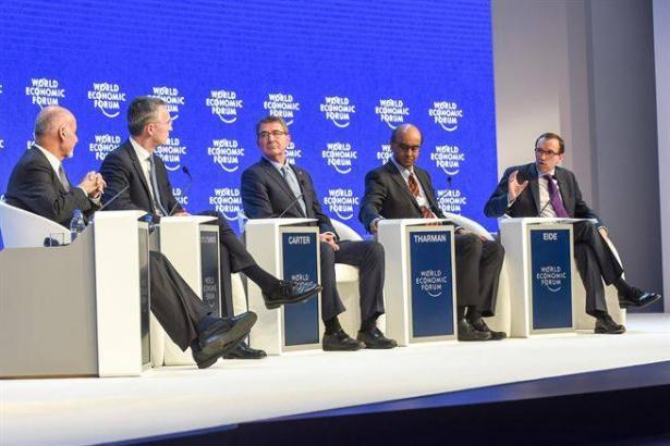 شعبان للشمس: مؤتمر دافوس ملتقى شخصيات لها قدرات ونفوذ تقرر مستقبل العالم