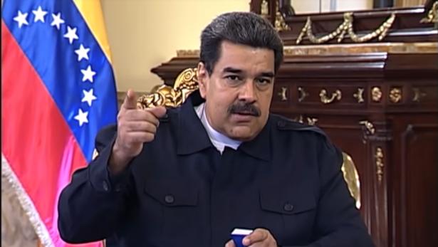 مادورو: ترامب أعطى أمرا لحكومة ومافيا كولومبيا باغتيالي