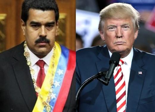 توتر كبير بين فنزويلا والولايات المتحدة بعد اتهام فنزويلا لترامب بتدبير محاولة الانقلاب