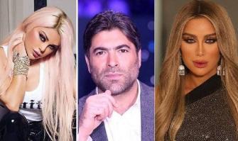 وائل كفوري يشعل الخلاف بين مايا دياب وهيفاء وهبي