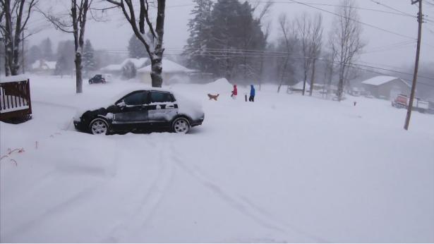45 درجة تحت الصفر: موجة برد غير مسبوقة في أمريكا