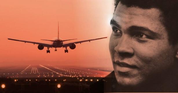 """إطلاق اسم أسطورة الملاكمة """"محمد علي كلاي"""" على مطار أمريكي"""