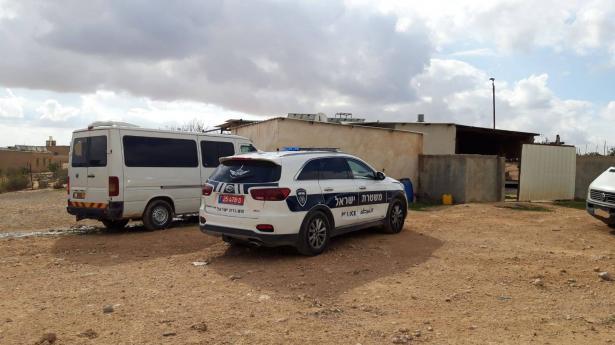النقب: وفاة طفل من احدى التجمعات البدوية  بعد استنشاقه موادًا سامة