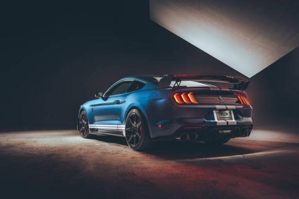 فورد تطلق شيلبي GT500 أقوى اصدارات موستانج في ديترويت 2019