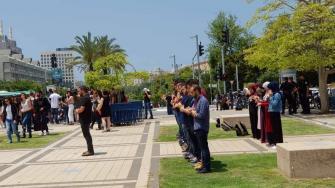 حجازي للشمس: جامعة تل أبيب تغلق المصلى وتحرم مئات الطلاب المسلمين من حقهم الديني
