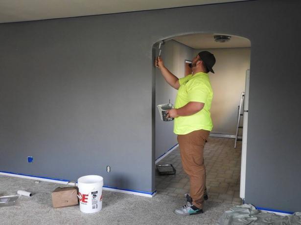 كيفية اختيار دهان الجدران في منزلك
