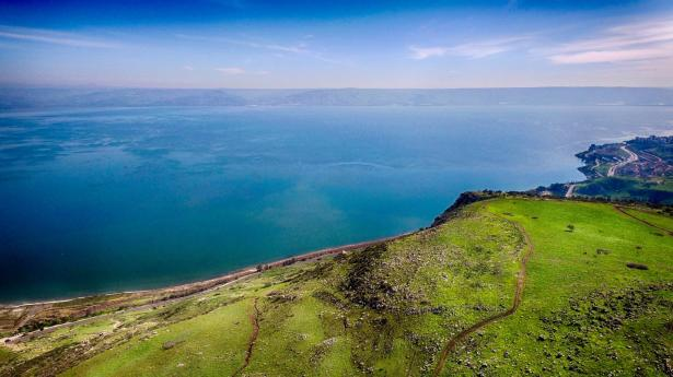 زيف للشمس: بحيرة طبرية بحاجة الى 4 امتار، ولا يسعنا الا ان ننتظر موسم الشتاء القادم
