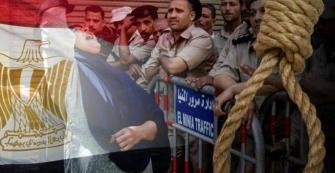 تنفيذ حكم الإعدام بحق 9 معتقلين في مصر