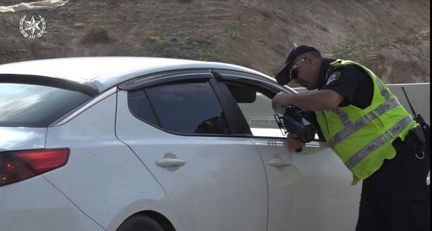119 سائقًا سُحبت رخصهم و 700 سائقًا قادوا بسرعة فوق المسموح نهاية الأسبوع الماضي
