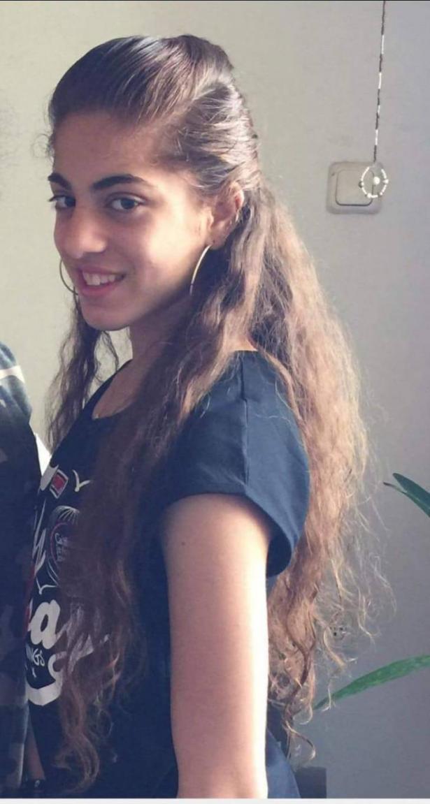 العثور على الفتاة دميانا حزبون من الناصرة سالمة