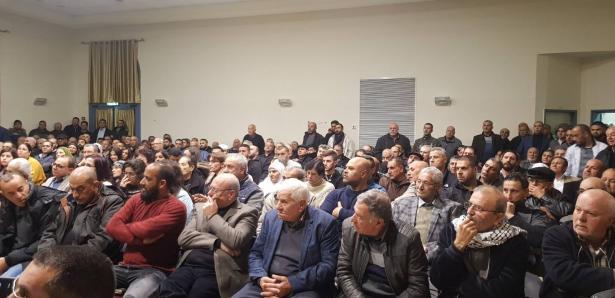 ملحم للشمس: قررنا خوض نضال جماهيري وقضائي لإفشال مخطط اقامة مدينة طنطور