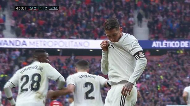 ريال مدريد يحسم الديربي ويعلن بدء