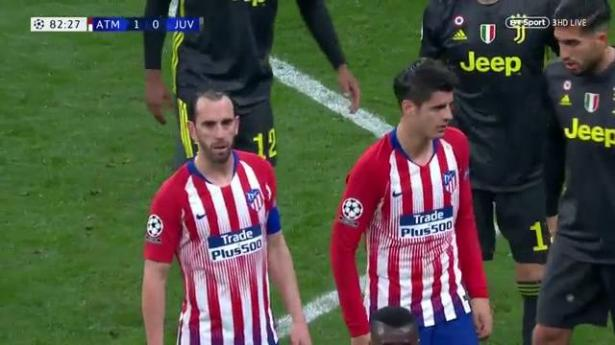 دوري أبطال أوروبا: أتلتيكو مدريد يسقط يوفنتوس بثنائية