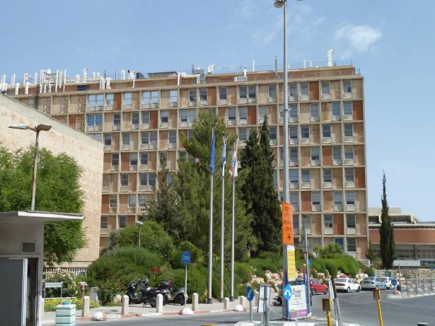 اضراب للأطباء في مستشفى هداسا  ود. بتلة فلاح تتحدث للشمس عن الأسباب
