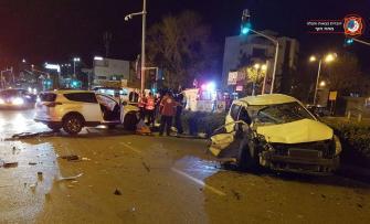 حادث مروع في حيفا يسفر عن اصابة خطرة