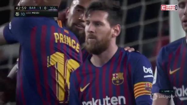 برشلونة يفلت من فخ بلد الوليد بانتصار ثمين