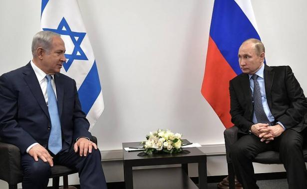 الإعلان عن محادثات قريبة بين بوتين ونتنياهو بشأن سوريا