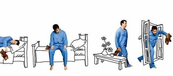 هل تعرف شخصًا يسير أثناء النوم؟ 6 معلومات مهمة تساعدك على التعامل معه
