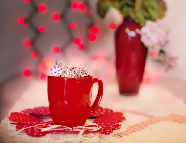 أفكار ديكور ليوم الحب