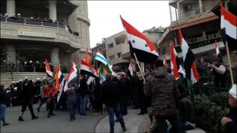 حسن فخر الدين للشمس: من يحق له التحدث بإسم الجولان هو الجيش العربي السوري والقيادة السورية والجولان سيعود الى سوريا