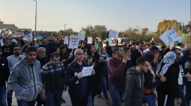 ملحم للشمس: نجحنا بتذويت العمل الجماهيري وتحريك الضمائر باحتجاج مخطط الطنطور