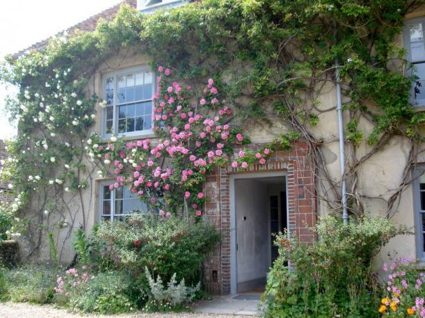 ديكور منزل من وحي الربيع