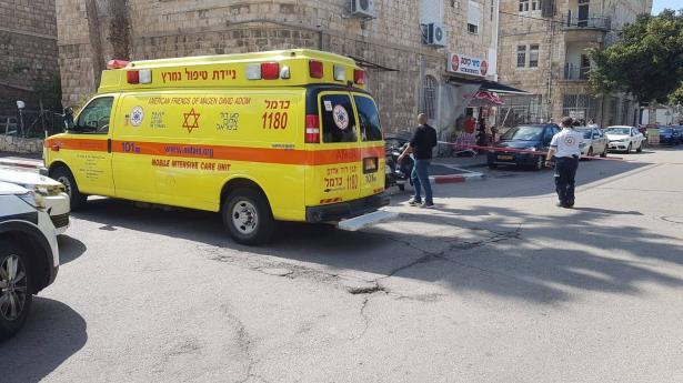 اطلاق نار في حيفا واصابة شاب (28 عامًا)