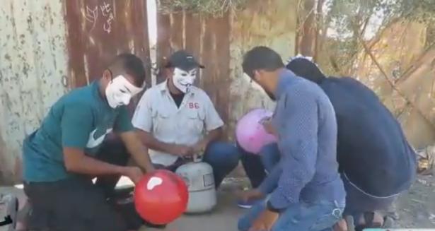 الإعلام العبري يكشف: 'حماس' طورت آلية لإطلاق البالونات