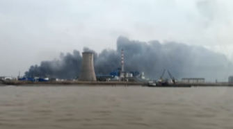 ارتفاع عدد ضحايا انفجار مصنع للكيماويات في الصين إلى 44 شخصا